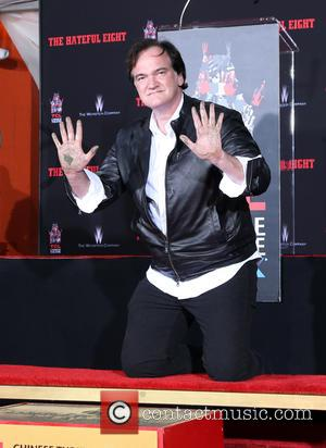 Quentin Tarantino - Quentin Tarantino's Hand And Footprint Ceremony at THE TCL Chinese Theater - Hollywood, California, United States -...