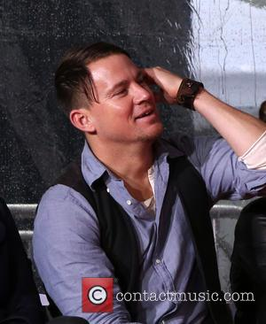 Channing Tatum - Quentin Tarantino's Hand And Footprint Ceremony at THE TCL Chinese Theater - Hollywood, California, United States -...