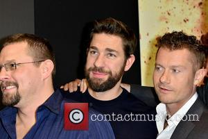 John 'tig' Tiegen, John Krasinski and James Badge Dale