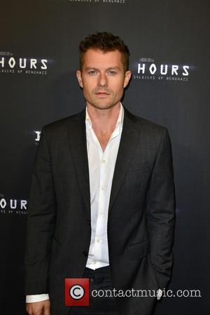 James Badge Dale - Premiere of the '13 Hours: The Secret Soldiers of Benghazi' screening at Aventura AMC Theater -...