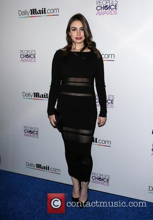 Sophie Simmons - DailyMail's After Party For 2016 People's Choice Awards at Club Nokia, People's Choice Awards - Los Angeles,...