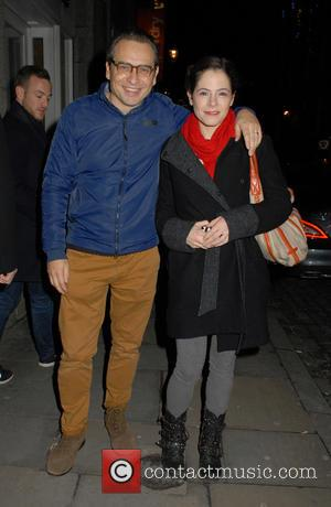 Elaine Cassidy - Elaine Cassidy leaving The Donmar Warehouse after performing in 'Les Liaisons Dangereuses' - London, United Kingdom -...