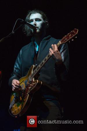 Hozier , Andrew Hozier-Byrne - Hozier headlining the Able2UK gig at the O2 Academy in Glasgow at O2 Academy -...