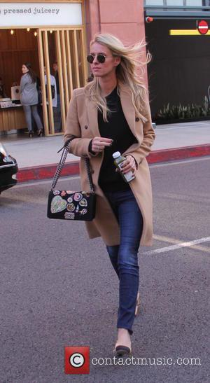 Nicky Hilton Rothschild - Nicky Hilton Rothschild out and about running errands in Beverly Hills wearing skinny jeans and heels...
