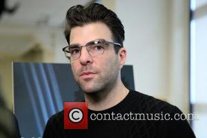 Zachary Quinto - Meet and greet with the cast and creative team of Smokefall, held at MTC rehearsal studios. at...