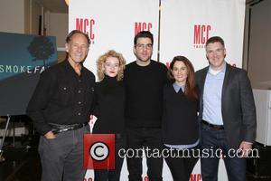 Jon Devries, Julia Garner, Zachary Quinto, Robin Tunney and Brian Hutchison