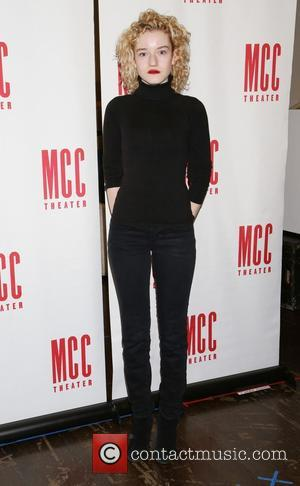 Julia Garner - Meet and greet with the cast and creative team of Smokefall, held at MTC rehearsal studios. at...
