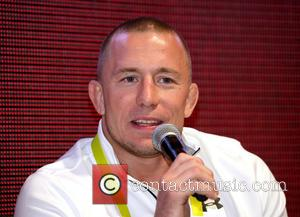 Georges St Pierre - 2016 CES Las Vegas at LVCC, Venetian - Las Vegas, Nevada, United States - Thursday 7th...