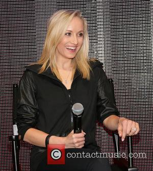 Nastia Liukin - 2016 CES Las Vegas at LVCC, Venetian - Las Vegas, Nevada, United States - Thursday 7th January...
