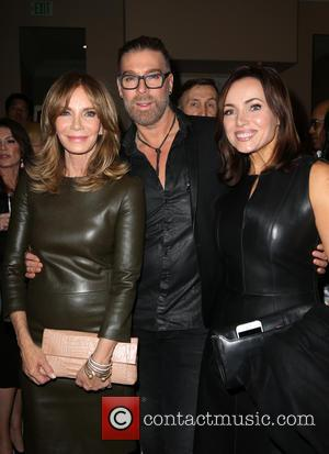 Jaclyn Smith, Chaz Dean and Lisa Robertson