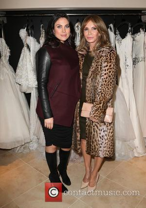Nadia Bjorlin , Jaclyn Smith - Mark Zunino Atelier Opening - Inside at Mark Zunino Atelier - Beverly Hills, California,...