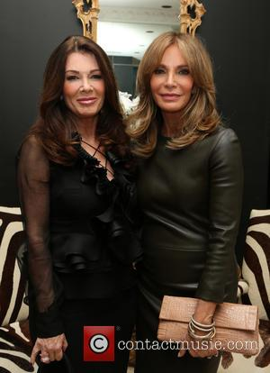 Lisa Vanderpump and Jaclyn Smith