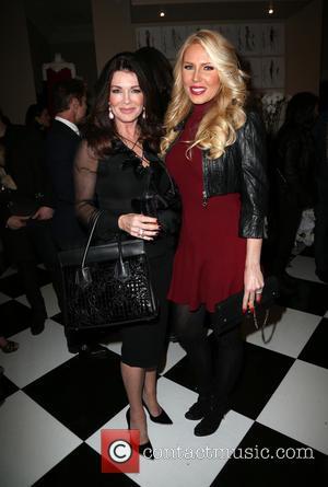 Lisa Vanderpump and Gretchen Rossi