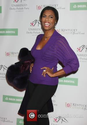 Omarosa Manigault - 7th Unbridled Eve Derby Prelude Party at the The London Hotel at The London Hotel - West...