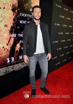 Pablo Schreiber - Premiere of the '13 Hours: The Secret Soldiers of Benghazi' screening at Aventura AMC Theater - arrivals...