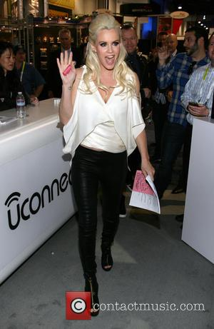 Jenny McCarthy - 2016 CES Las Vegas at LVCC, Venetian - Las Vegas, Nevada, United States - Thursday 7th January...