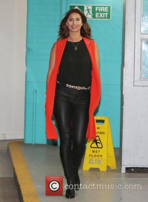Ferne McCann - Ferne McCann outside ITV Studios - London, United Kingdom - Thursday 7th January 2016