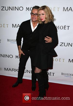 Mark Zunino and Donna Mills