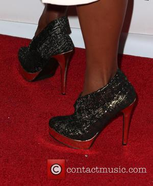 Gabrielle Dennis - Mark Zunino Atelier Opening - Arrivals at Mark Zunino Atelier - Beverly Hills, California, United States -...