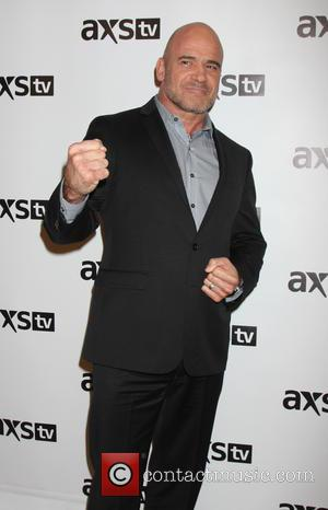 Bas Rutten - AXS TV Winter 2016 TCA Cocktail Party at The Langham Huntington Hotel - Arrivals at The Langham...