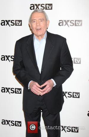 Dan Rather - AXS TV Winter 2016 TCA Cocktail Party at The Langham Huntington Hotel - Arrivals at The Langham...