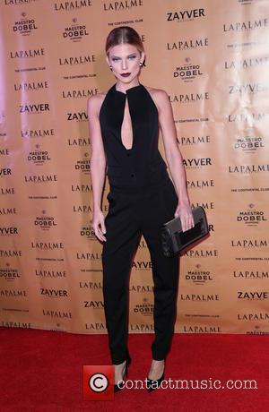 AnnaLynne McCord - LAPALME Magazine Winter Issue launch party at the Continental Club - Arrivals - Los Angeles, California, United...