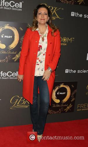 Joely Fisher - GBK Golden Globes 2016 Luxury Lounge at The W Hotel Hollywood - Day 1 at Golden Globes...