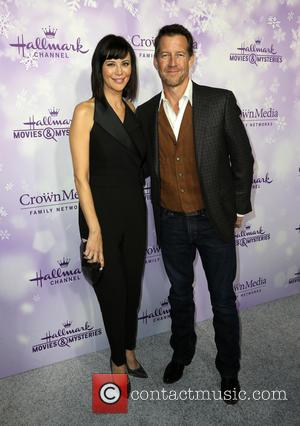 Catherine Bell and James Denton