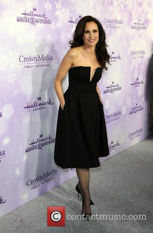 Andie MacDowell - Hallmark Channel and Hallmark Movies and Mysteries Winter 2016 TCA Press Tour at Tournament House - Pasadena,...