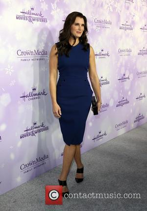 Brooke Shields - Hallmark Channel and Hallmark Movies and Mysteries Winter 2016 TCA Press Tour at Tournament House - Pasadena,...