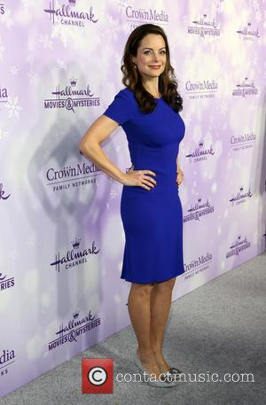 Kimberly Williams-Paisley - Hallmark Channel and Hallmark Movies and Mysteries Winter 2016 TCA Press Tour at Tournament House - Pasadena,...