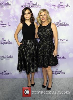 Bailee Madison and Alison Sweeney