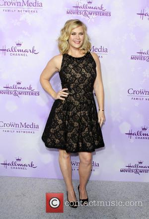 Alison Sweeney - Hallmark Channel and Hallmark Movies & Mysteries Winter 2016 Event held at Tournament House in Pasadena at...