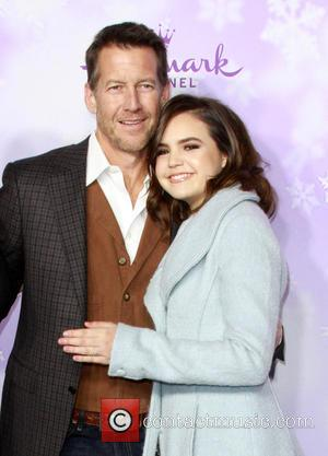 James Denton , Bailee Madison - Hallmark Channel and Hallmark Movies & Mysteries Winter 2016 Event held at Tournament House...