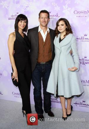 Catherine Bell, James Denton and Bailee Madison