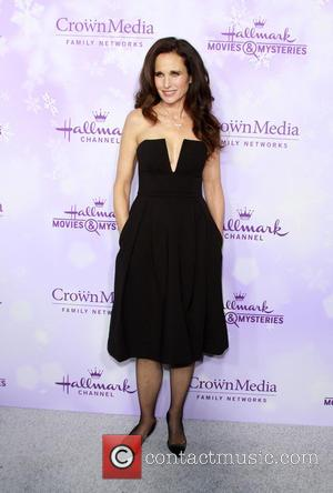 Andie MacDowell - Hallmark Channel and Hallmark Movies & Mysteries Winter 2016 Event held at Tournament House in Pasadena at...