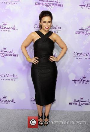 Lacey Chabert - Hallmark Channel and Hallmark Movies & Mysteries Winter 2016 Event held at Tournament House in Pasadena at...