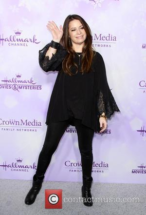 Holly Marie Combs - Hallmark Channel and Hallmark Movies & Mysteries Winter 2016 Event held at Tournament House in Pasadena...