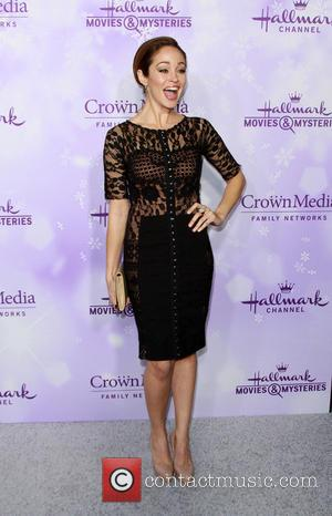 Autumn Reeser - Hallmark Channel and Hallmark Movies & Mysteries Winter 2016 Event held at Tournament House in Pasadena at...