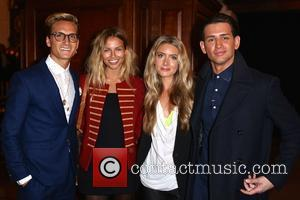Oliver Proudlock, Emma Connolly, Guest and Ollie Locke