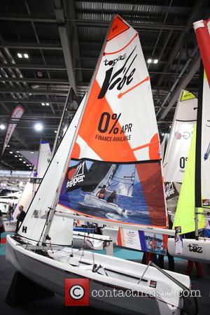 Atmosphere - The London Boat Show 2016 at ExCeL London - London, United Kingdom - Friday 8th January 2016