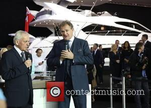 hugh bonneville - The London Boat Show 2016 at ExCeL London - London, United Kingdom - Friday 8th January 2016