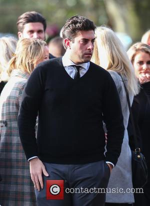 Jessica Wright and James Argent