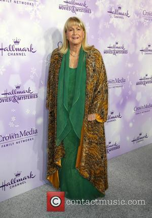Diane Ladd - Hallmark Channel and Hallmark Movies & Mysteries Winter 2016 TCA Press Tour - Arrivals at Tournament House...