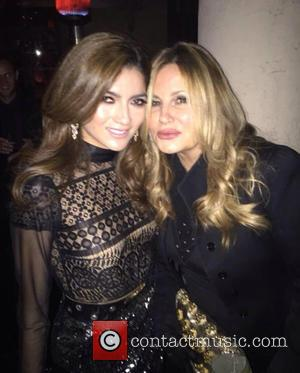 Blanca Blanco and Jennifer Coolidge