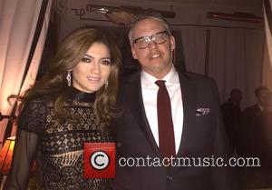 Blanca Blanco and Adam Mckay