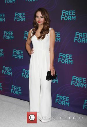 Aimee Carrero - Disney/ABC Winter TCA Tour held at the Langham Huntington Hotel - Arrivals at The Langham Huntington Hotel,...