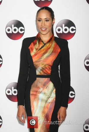 Margot Bingham - Disney/ABC Winter TCA Tour held at the Langham Huntington Hotel - Arrivals at The Langham Huntington Hotel,...