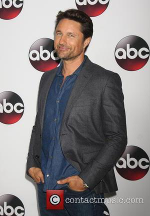 Martin Henderson - Disney/ABC Winter TCA Tour held at the Langham Huntington Hotel - Arrivals at The Langham Huntington Hotel,...