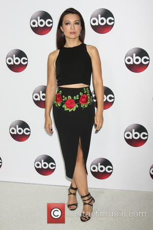 Ming-Na Wen - Disney/ABC Winter TCA Tour held at the Langham Huntington Hotel - Arrivals at The Langham Huntington Hotel,...